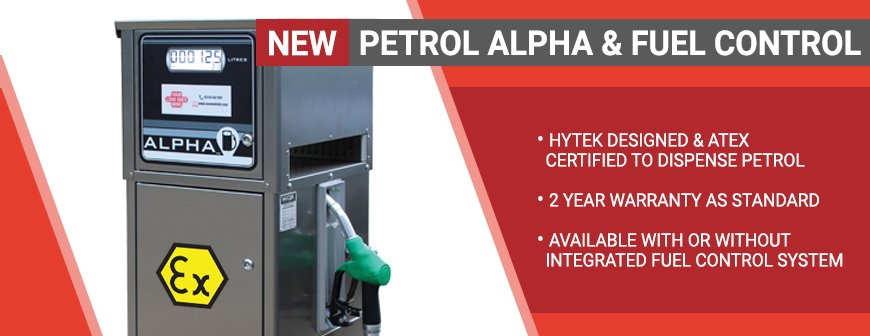 Alpha Petrol Pump