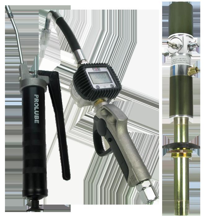 Oil & Grease Dispensing Equipment