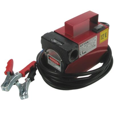 Hytek Cased Battery Transfer Pump - 12V or 24V
