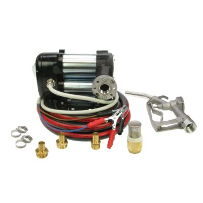 Piusi Bi Pump High Speed Battery Transfer Pump Kit - 12V or 24V