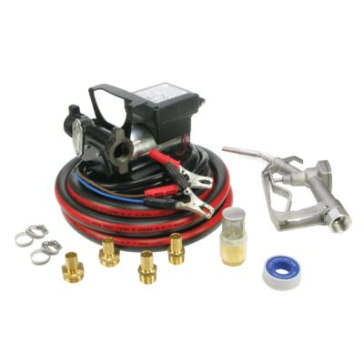 Hytek Battery Transfer Pump Kit - Dual Voltage