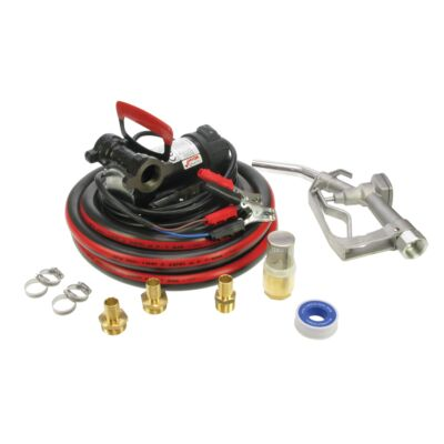 Hytek High Speed Battery Transfer Pump Kit - 12V