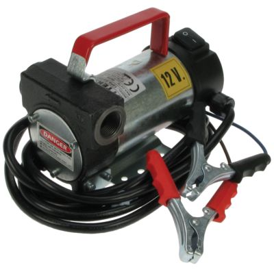Hytek Battery Transfer Pump - 12V or 24V
