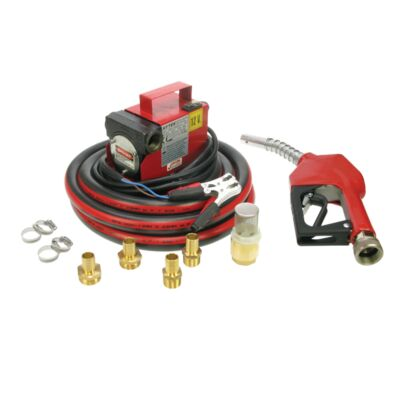 Hytek Cased Transfer Pump Kit (Automatic) - 12V or 24V