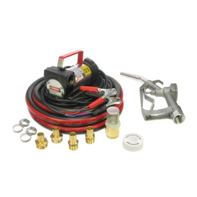 Hytek Bare Transfer Pump Kit (Manual) - 12V or 24V