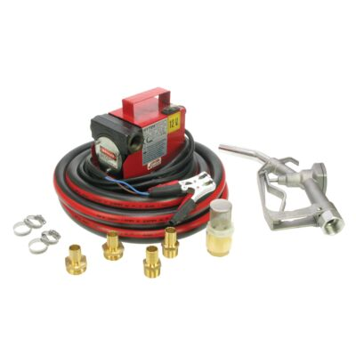 Hytek Cased Transfer Pump Kit (Manual) - 12V or 24V