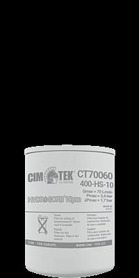 Cim-Tek CT70060 Water & Particle Compact Filter Element - 10 Micron