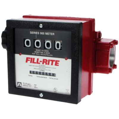 "Fill-Rite 901 1½"" Flow Meter for Diesel/Petrol"