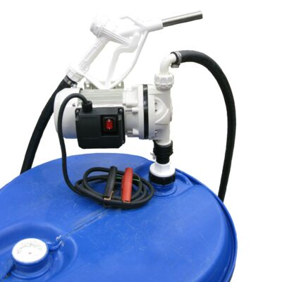 12V Drum Mount Battery Transfer Pump Kit for AdBlue®/DEF