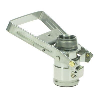 Drum/IBC Valve Coupler - Self Venting - Micromatic