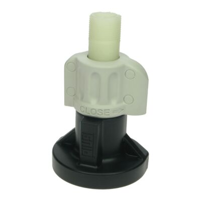 "IBC Top Suction Connector ¾"" M BSPP"