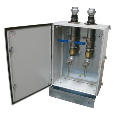 Fill Point Cabinet - Dual Fill