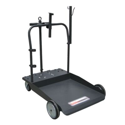 Heavy Duty Trolley For 180kg Grease Kegs or 205L Drums