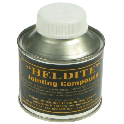 Heldite Jointing Compound - 250ml or 500ml