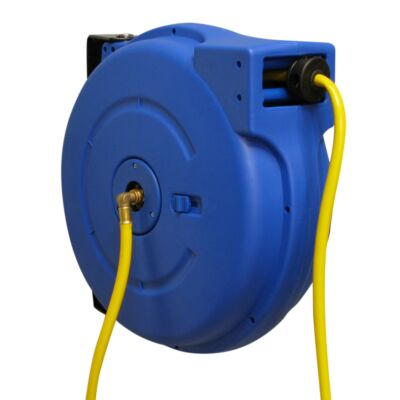 Plastic Cased Hose Reel - Air/Water