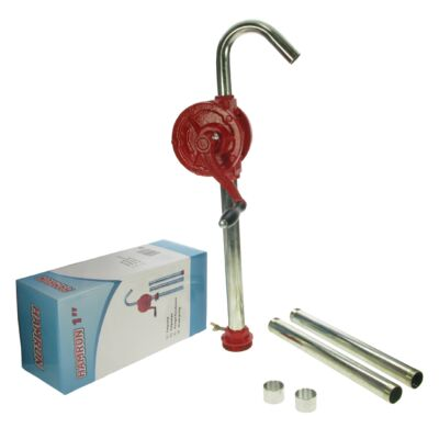 Hytek Cast Iron Rotary Drum Pump Kit