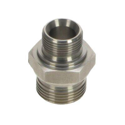 """Stainless Steel 1¾"""" BSPT Nipple"""