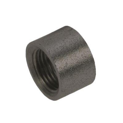 "Black Iron Weldable Socket - 1"" F BSPP"