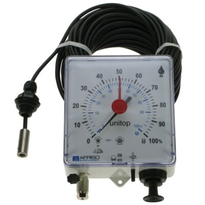 Afriso Unitop Tank Gauge - Percentage Readout