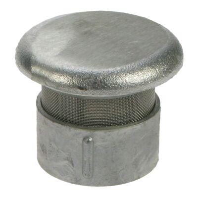 Aluminium Vent Cap c/w Flame Arrestor Mesh