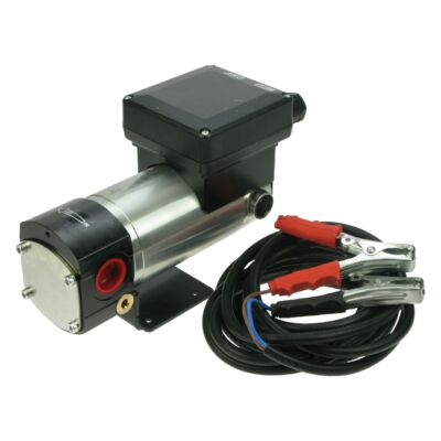 Piusi Viscomat DC60/2 Battery Transfer Pump for Oil - 12V or 24V