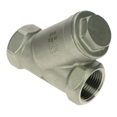 Y Type Strainer - Stainless Steel