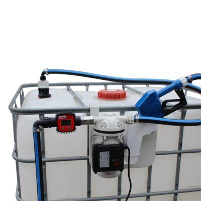 230V IBC Mount Transfer Pump (25L/min) & Meter Kit for AdBlue®/DEF