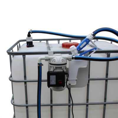 230V IBC Mount Transfer Pump Kit (30L/min) for AdBlue®/DEF