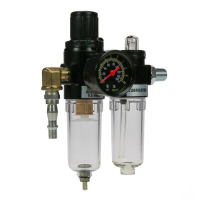 Hytek Air Filter Regulator & Lubricator Kit