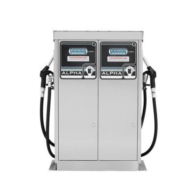 Hytek ALPHA Diesel Twin Pump - ATEX Certified