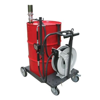 Air Operated Oil Dispensing System - Mobile