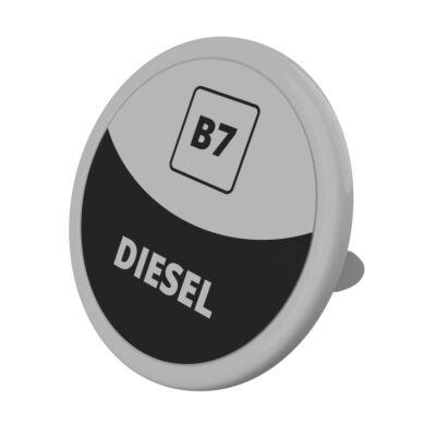 B7 Biodiesel Nozzle Identification Badge for ZVA