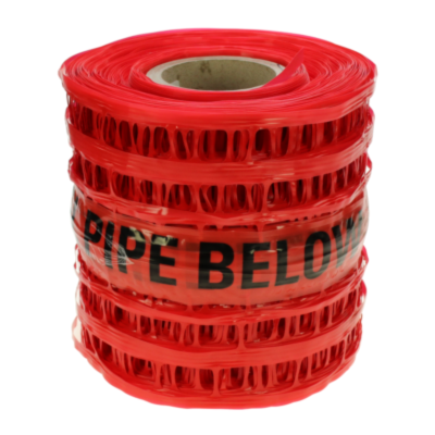 Fuel Pipe Detector Mesh - Red