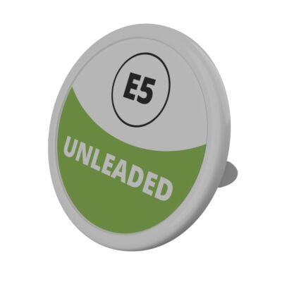 E5 Unleaded Nozzle Identification Badge for ZVA