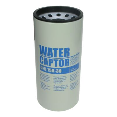 Piusi Captor CFD 150-30 Water & Particle Filter Element - 30 Micron