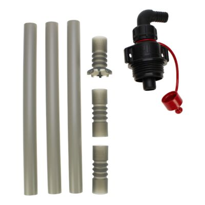 AF2 Drum/IBC Adaptor/Suction Pipe – With Filter