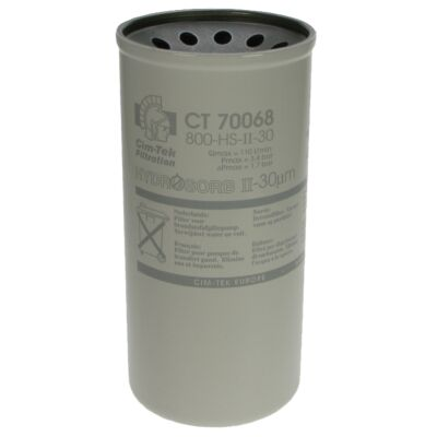 Cim-Tek CT70068 Water & Particle Element - 30 Micron