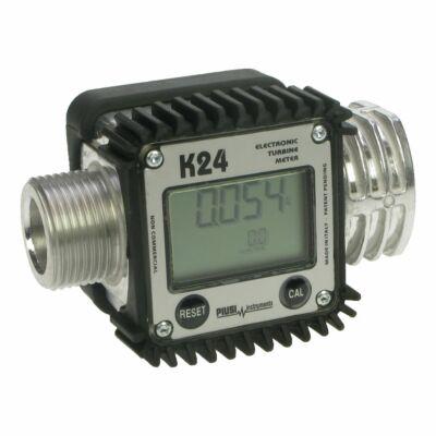 "Piusi K24 1"" Flow Meter for Diesel (F00408100) - Bidirectional"