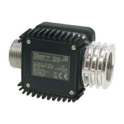 """Piusi K24 1"""" Pulse Meter for Diesel (F00408Y00) - Bidirectional"""