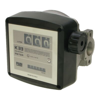 "Piusi K33 1"" Flow Meter For Petrol (F00570030)"