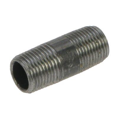 Black Iron Barrel Nipples