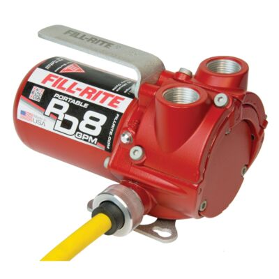 RD8 ATEX Approved Pump