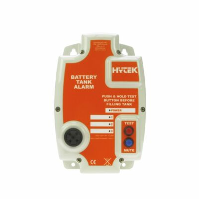 Hytek Battery Tank Alarm - 3 Channel - With Relays