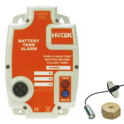 Tank Alarm Kits With Relays - Battery - ATEX Certified