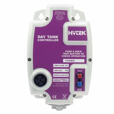 Hytek Battery Powered Day Tank Controller - ATEX Certified