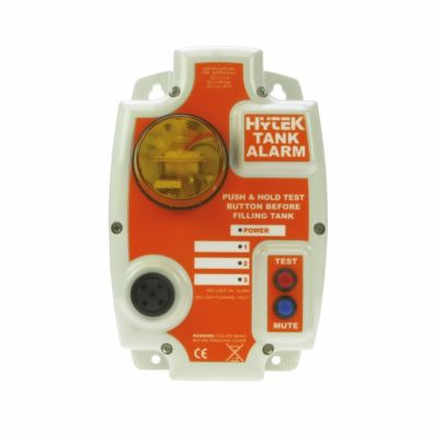 Hytek 230v Tank Alarm - 3 Channel - With Relays