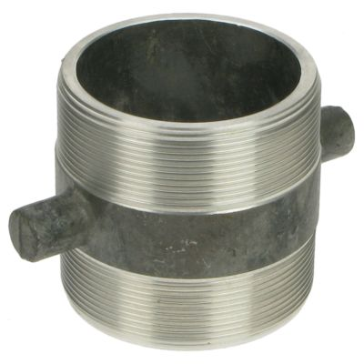 Threaded Adaptor Male x Male - Lugged