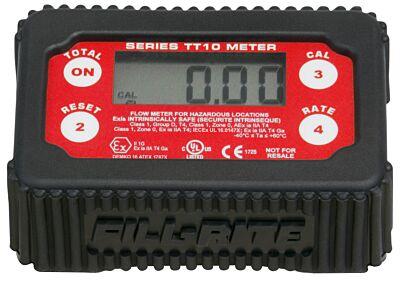 Fill-Rite digital flow meter